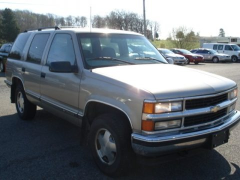 1999 Chevrolet Tahoe LS 4x4 - Inventory | Blackland Star Motors | Auto ...