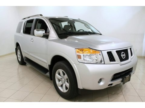 2011 Nissan Armada SV 4WD Data, Info and Specs