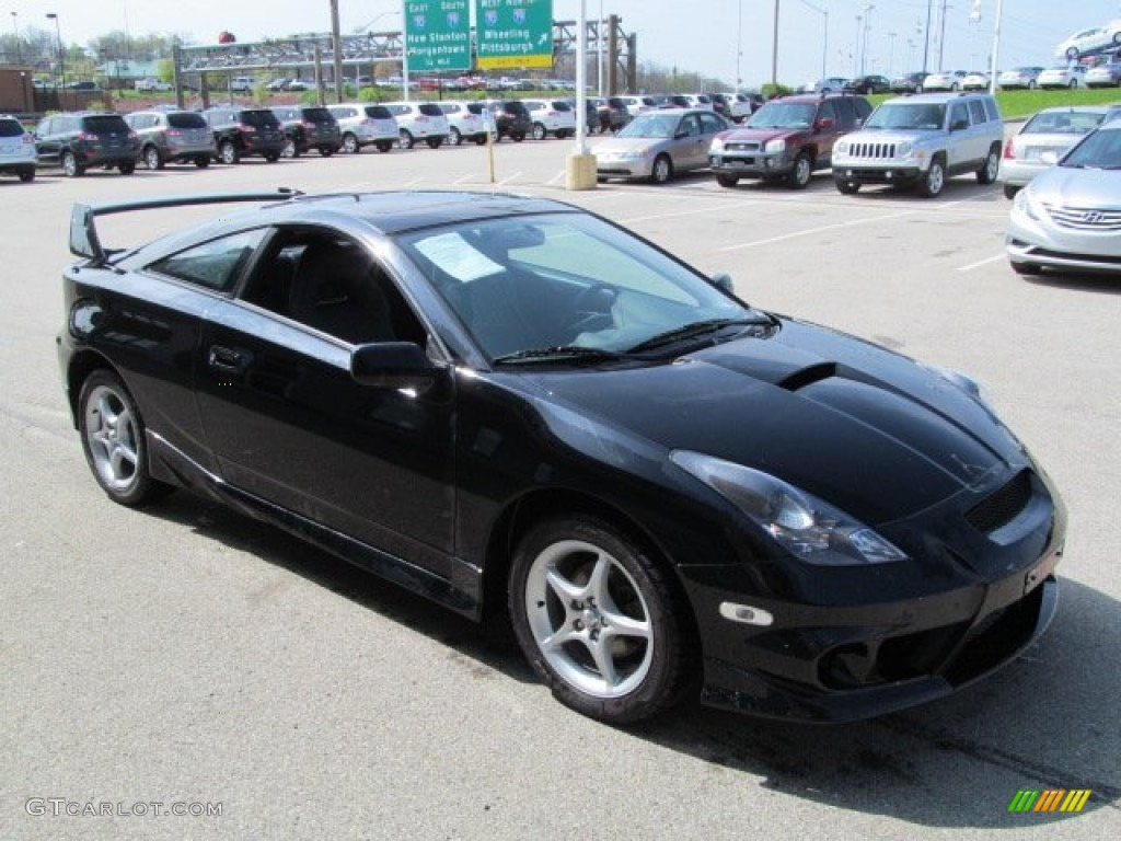 Awesome Black 2004 Toyota Celica GTS Exterior Photo #63328084