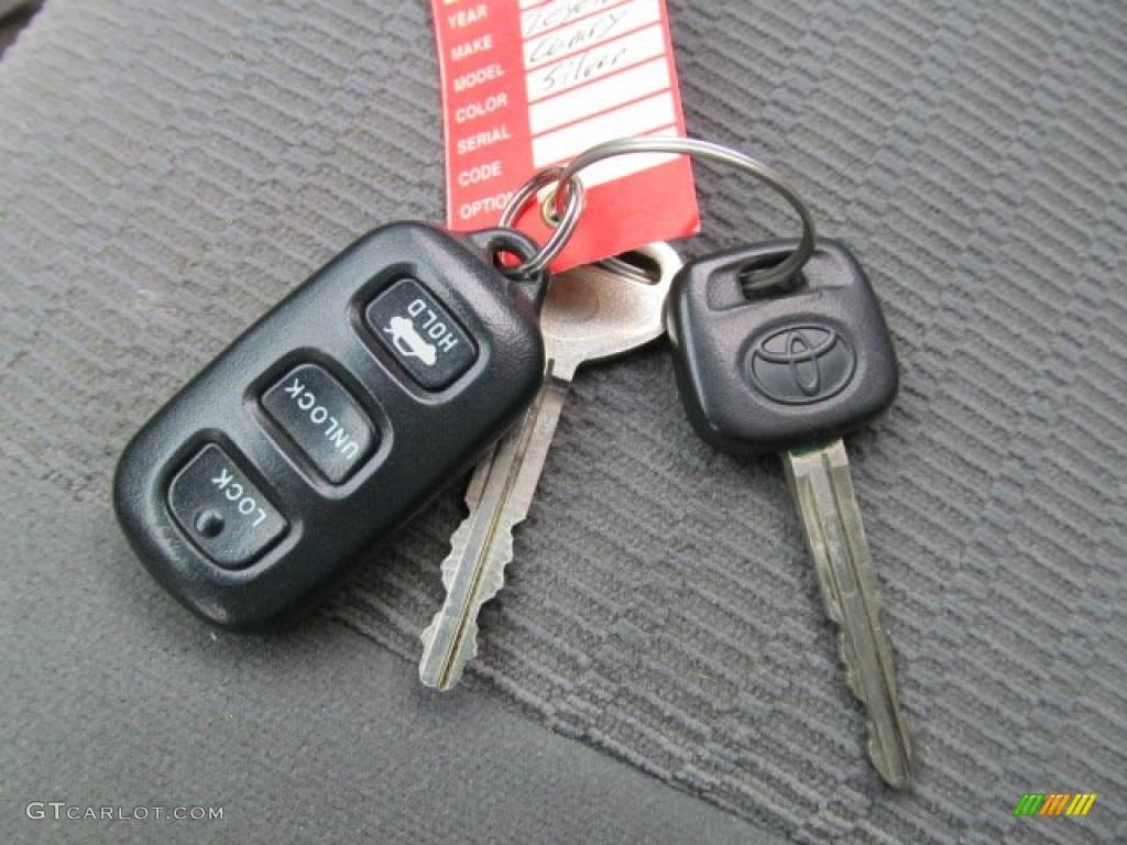 2005 Toyota Camry Le Keys Photo 63330443 Gtcarlot Com