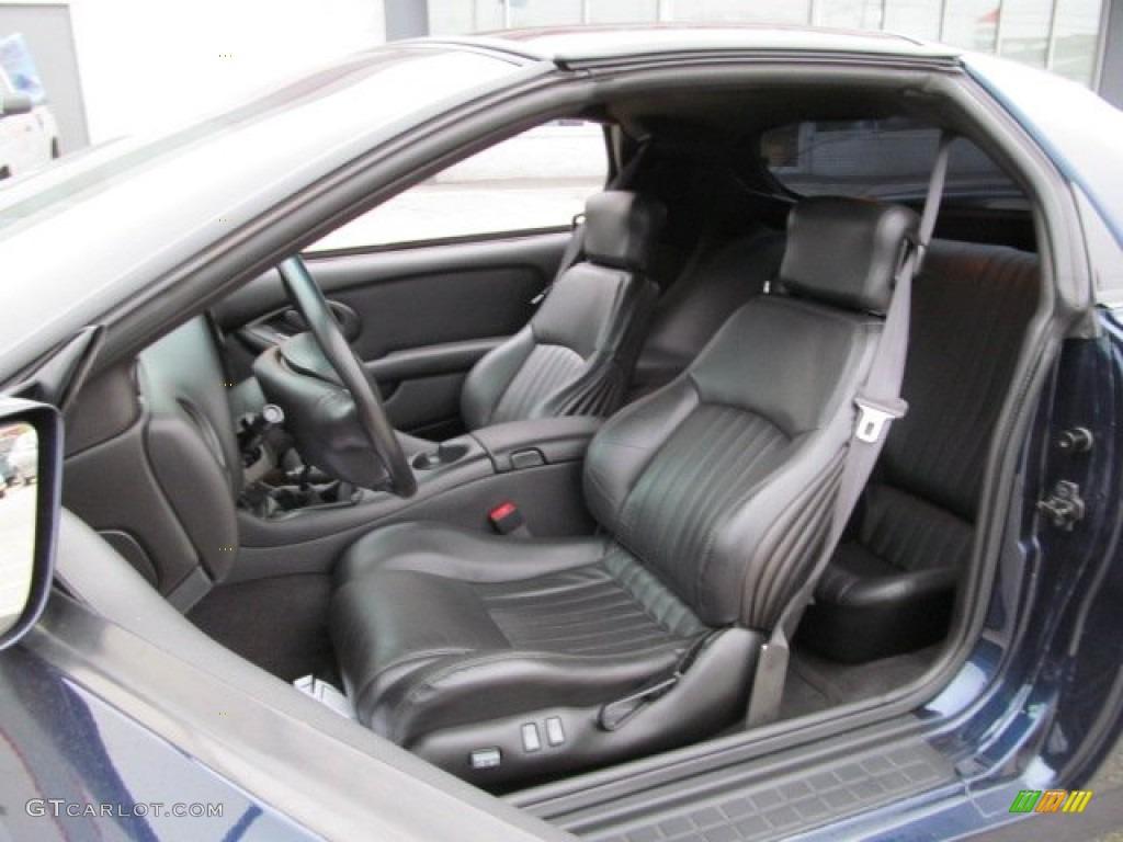 2001 Pontiac Firebird Trans Am Ws 6 Coupe Interior Photos
