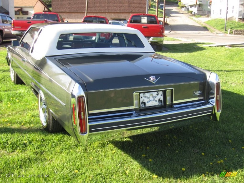 Midnight Sand Gray 1983 Cadillac Deville Coupe Exterior Photo 63335321 Gtcarlot Com