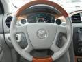 2010 Quicksilver Metallic Buick Enclave CXL  photo #19