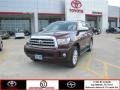 Cassis Red Pearl 2010 Toyota Sequoia Gallery