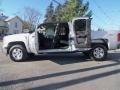 2012 Silver Ice Metallic Chevrolet Silverado 1500 LT Extended Cab 4x4  photo #10