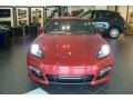 2013 Panamera GTS Ruby Red Metallic