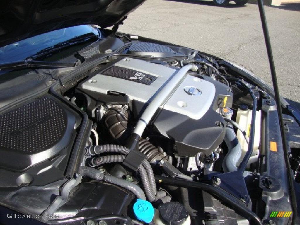 2008 Nissan 350z Nismo Coupe 3 5 Liter Dohc 24 Valve Vvt