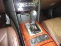 2011 Infiniti FX Java Interior Transmission Photo