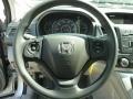 2012 Alabaster Silver Metallic Honda CR-V LX 4WD  photo #16