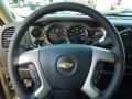 2012 Graystone Metallic Chevrolet Silverado 1500 LT Crew Cab  photo #12
