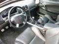 2006 GTO Black Interior