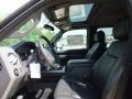 2012 Ingot Silver Metallic Ford F250 Super Duty Lariat Crew Cab 4x4  photo #3