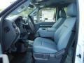 Steel Interior Photo for 2012 Ford F350 Super Duty #63393097