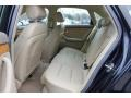 Beige Rear Seat Photo for 2008 Audi A4 #63396340
