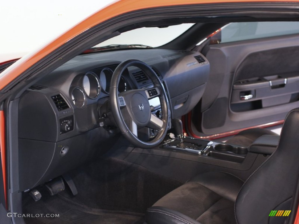 2008 Dodge Challenger Srt8 Interior Photo 63403952