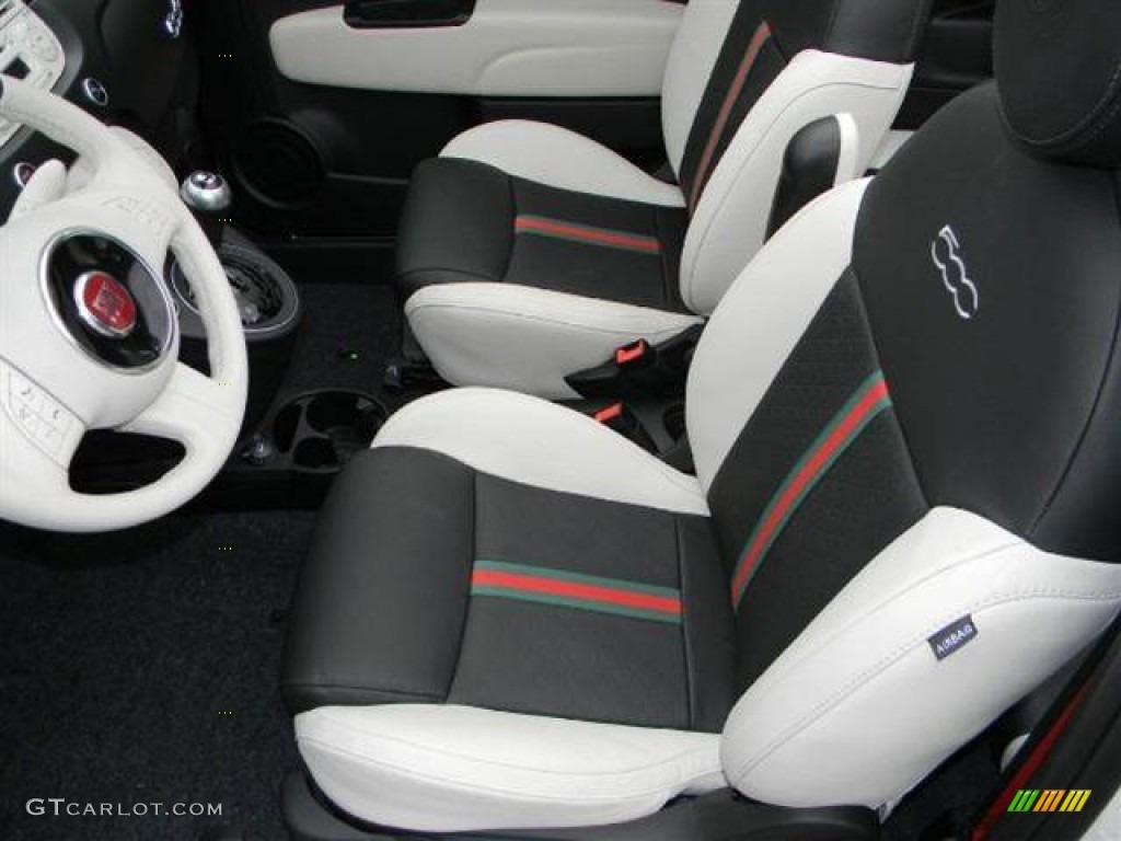 2012 Fiat 500 C Cabrio Gucci Interior Photo 63406209