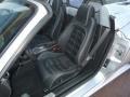 Black 2007 Ferrari F430 Interiors
