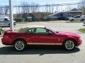 2006 Redfire Metallic Ford Mustang V6 Premium Convertible  photo #17