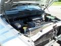 2002 Bright Silver Metallic Dodge Ram 1500 Sport Quad Cab 4x4  photo #31