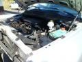 2002 Bright Silver Metallic Dodge Ram 1500 Sport Quad Cab 4x4  photo #33