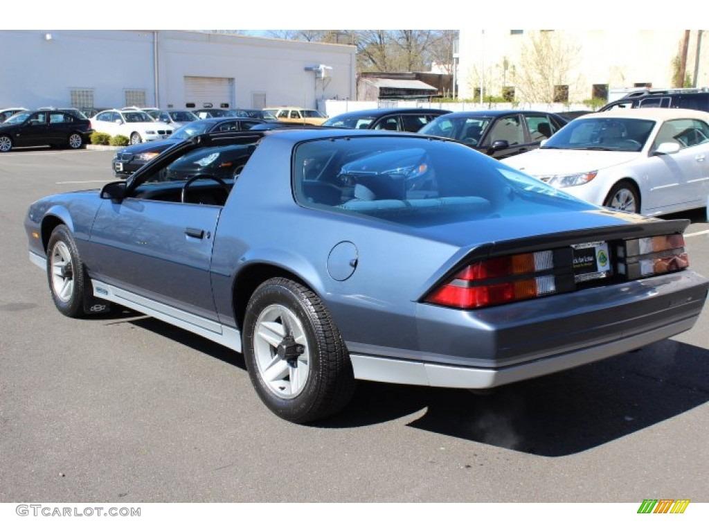 1984 light blue chevrolet camaro z28 63451279 photo 7 gtcarlot com car color galleries gtcarlot com
