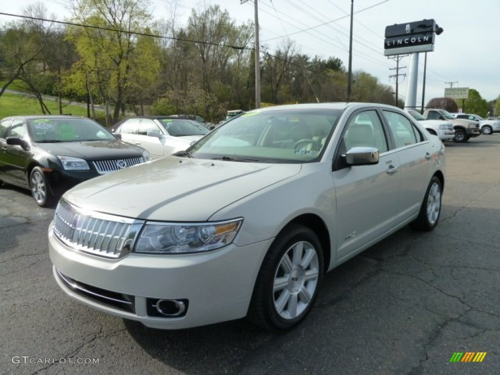 light sage metallic 2007 lincoln mkz awd sedan exterior. Black Bedroom Furniture Sets. Home Design Ideas