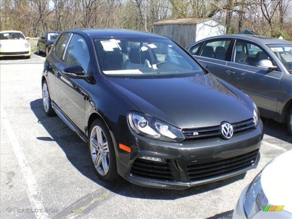 2012 Carbon Steel Grey Metallic Volkswagen Golf R 2 Door 4Motion #63451254 Photo #7 | GTCarLot ...