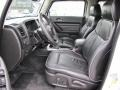 Ebony/Pewter Interior Photo for 2009 Hummer H3 #63462721