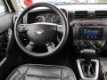Ebony/Pewter Dashboard Photo for 2009 Hummer H3 #63462727