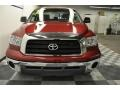 2009 Salsa Red Pearl Toyota Tundra Double Cab  photo #4