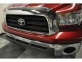 2009 Salsa Red Pearl Toyota Tundra Double Cab  photo #5