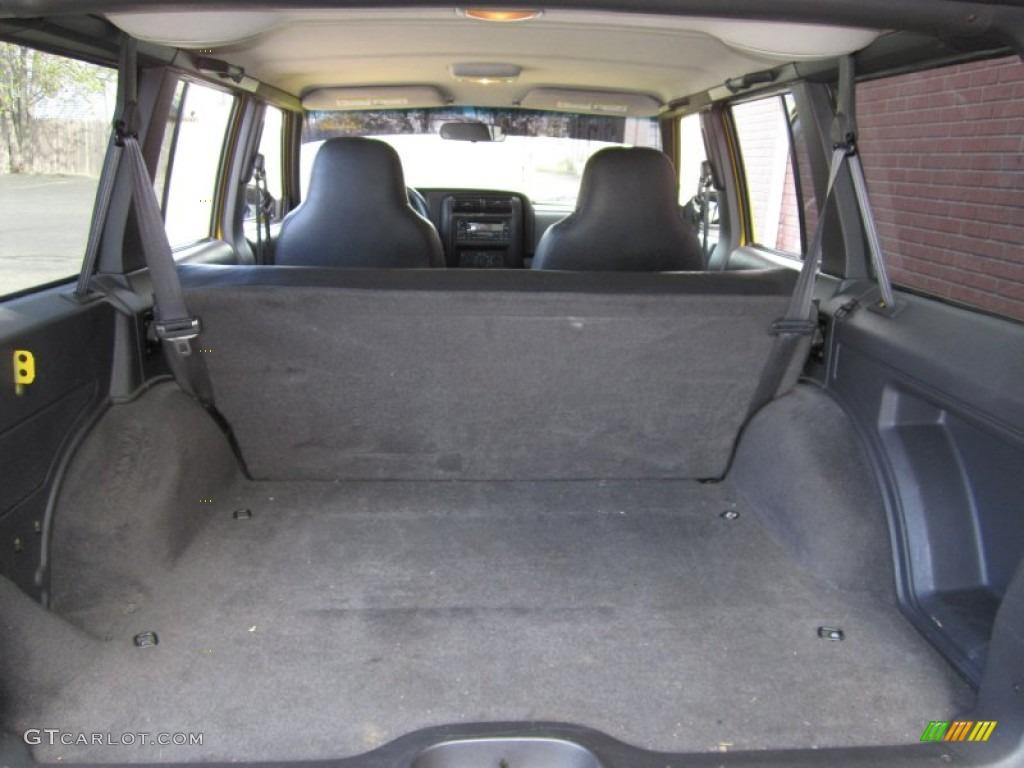 2001 Jeep Cherokee Sport 4x4 Trunk Photo 63473866