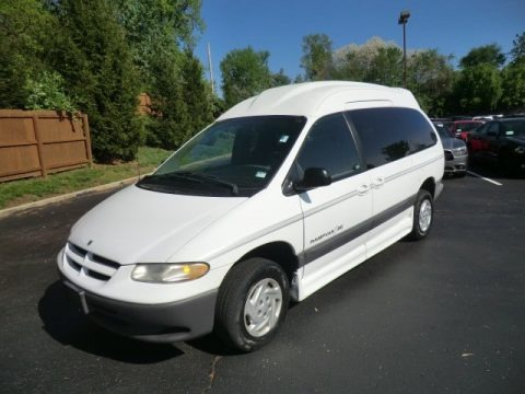1999 Dodge Grand Caravan Wheelchair Conversion Data Info And Specs