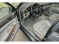 2000 Blue Anthracite Metallic Volkswagen Passat GLS V6 Sedan  photo #4