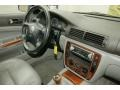 2000 Blue Anthracite Metallic Volkswagen Passat GLS V6 Sedan  photo #11