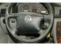2000 Blue Anthracite Metallic Volkswagen Passat GLS V6 Sedan  photo #19