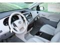 2012 Silver Sky Metallic Toyota Sienna XLE AWD  photo #4