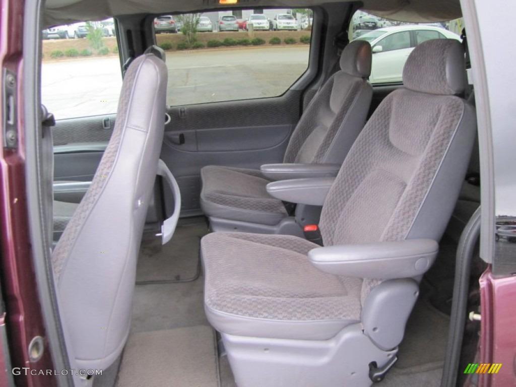 Mist gray interior 1999 dodge grand caravan se photo 63499669