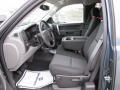 2012 Blue Granite Metallic Chevrolet Silverado 1500 LS Extended Cab  photo #10