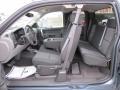 2012 Blue Granite Metallic Chevrolet Silverado 1500 LS Extended Cab  photo #11