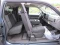 2012 Blue Granite Metallic Chevrolet Silverado 1500 LS Extended Cab  photo #12