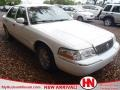 Vibrant White 2005 Mercury Grand Marquis Gallery