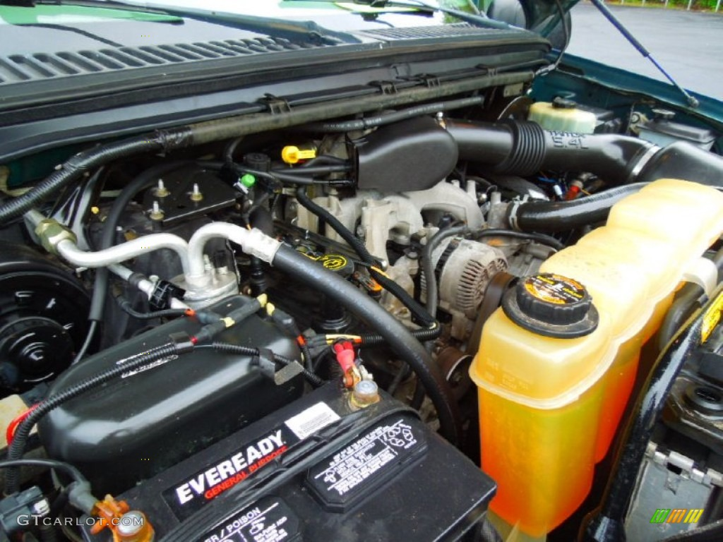 2001 Ford F 250 5 4 Triton Engine Problems 2001 Free