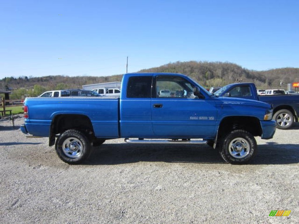 on 1997 Dodge Ram 1500 4x4 Sport