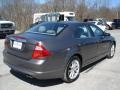 2011 Sterling Grey Metallic Ford Fusion SEL  photo #8
