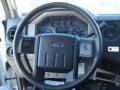 Medium Stone Steering Wheel Photo for 2010 Ford F350 Super Duty #63520613