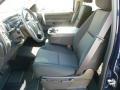 2012 Imperial Blue Metallic Chevrolet Silverado 1500 LT Crew Cab 4x4  photo #16