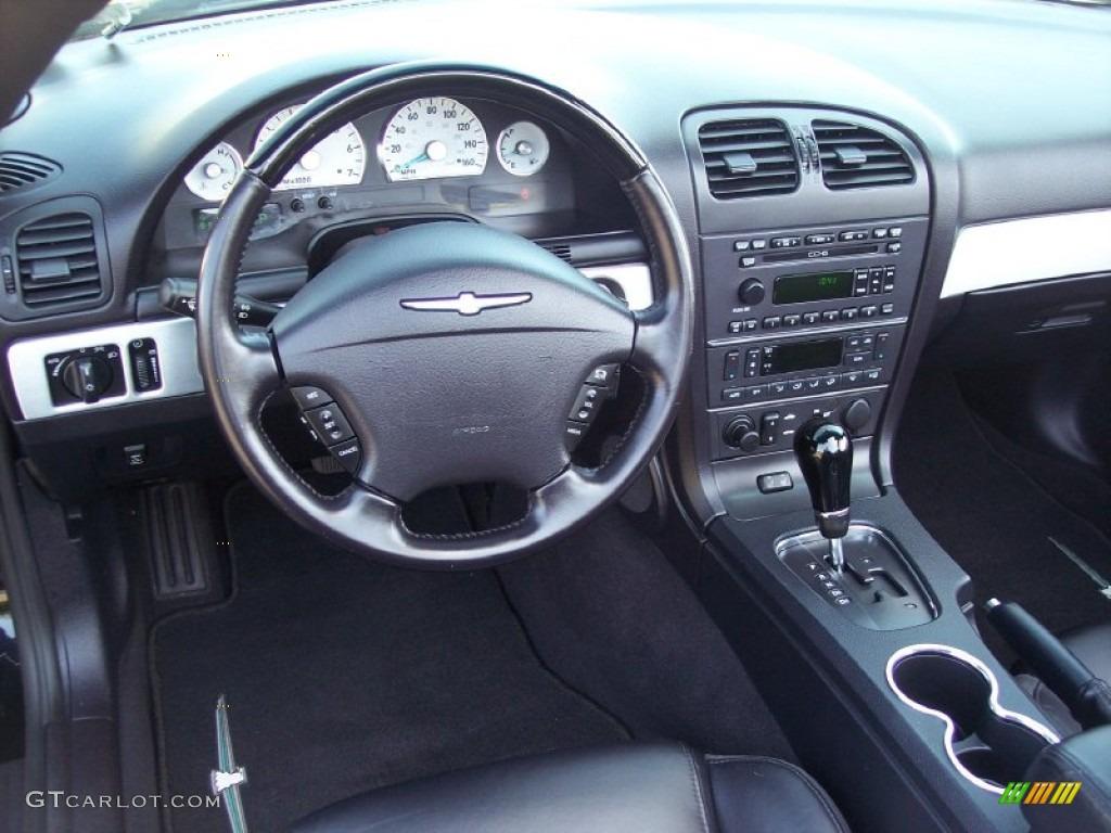 2003 ford thunderbird premium roadster interior photos gtcarlot com - 2003 Ford Thunderbird Premium Roadster Black Ink Dashboard Photo 63528198