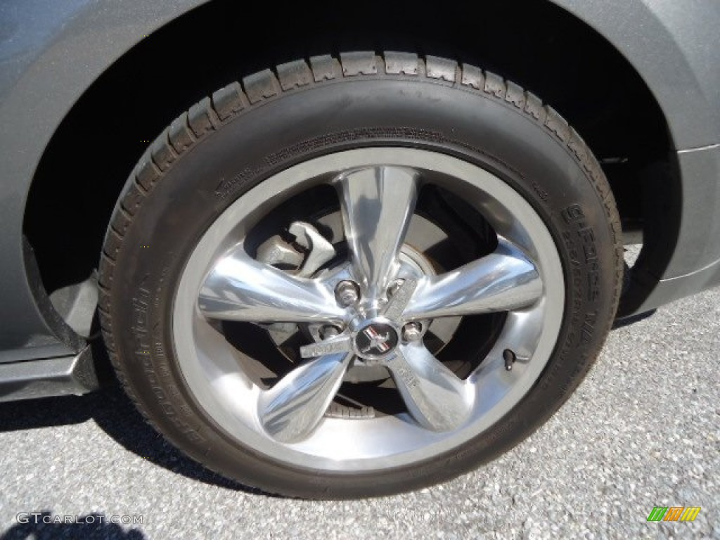 2009 Ford Mustang GTCS California Special Coupe Wheel