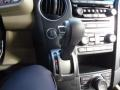 2012 Honda Pilot Beige Interior Transmission Photo